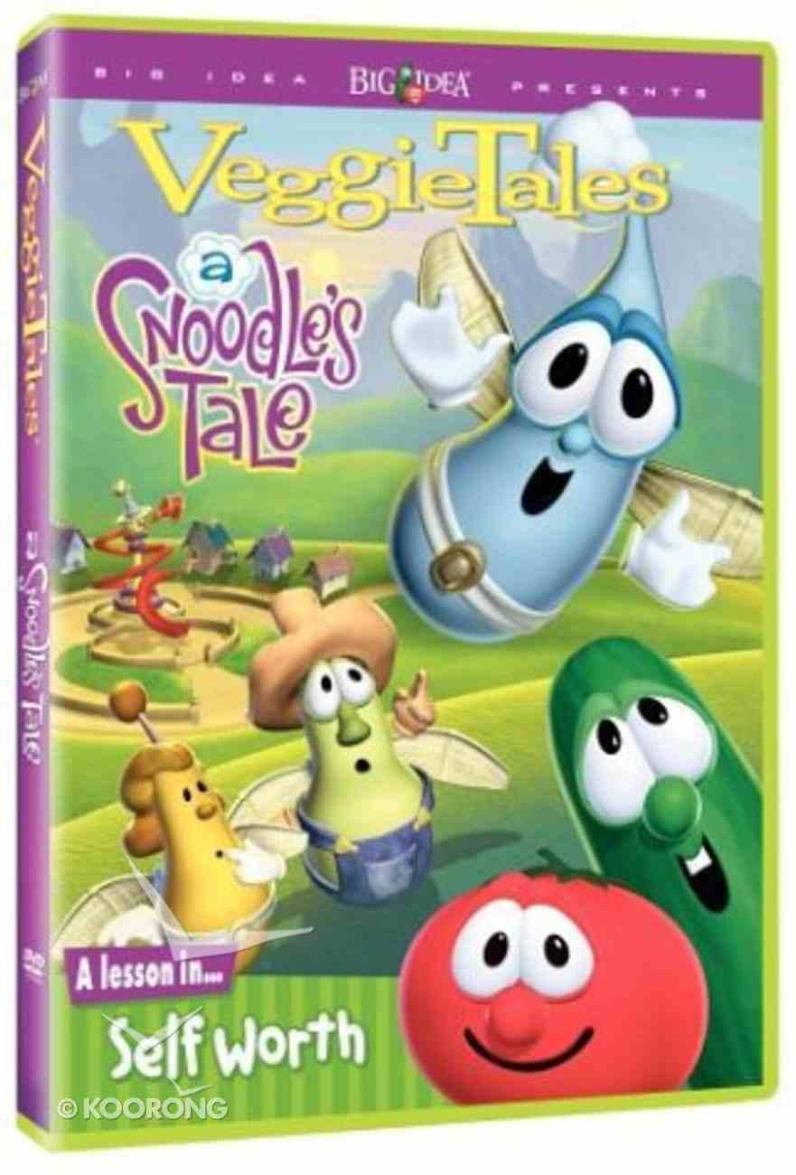 A Veggie Tales #21: Snoodle's Tale (#021 in Veggie Tales Visual Series (Veggietales)) DVD