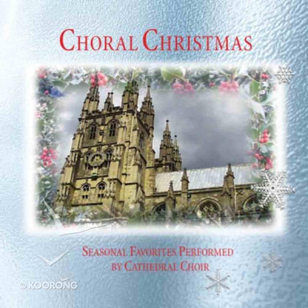 Choral Christmas CD