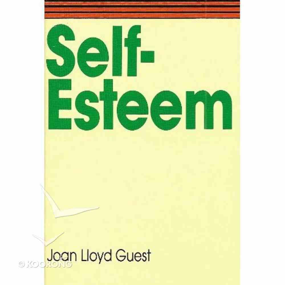 Self Esteem (5 Pack) Booklet