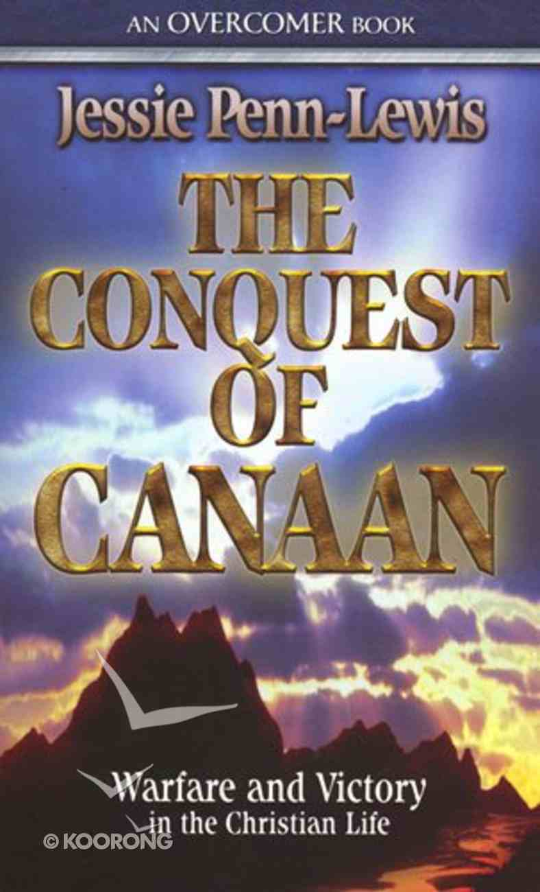 The Conquest of Canaan Mass Market