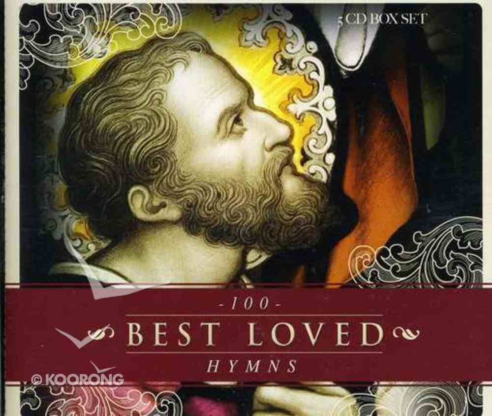 100 Best Loved Hymns CD