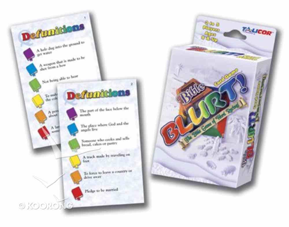 Card Game Koorong
