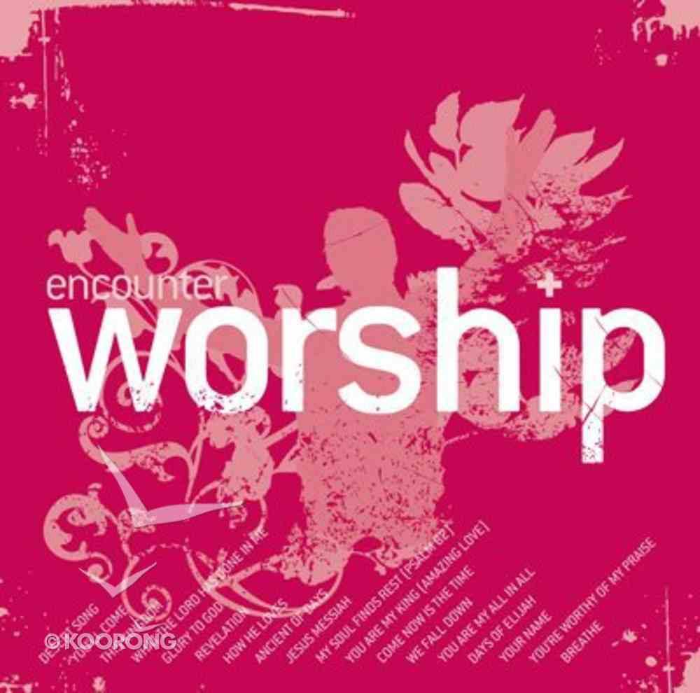 Encounter Worship Volume 5 CD