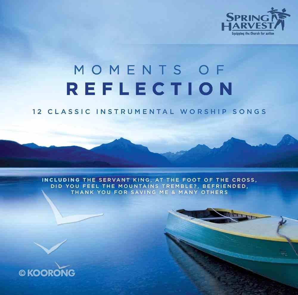 Moments of Reflection CD