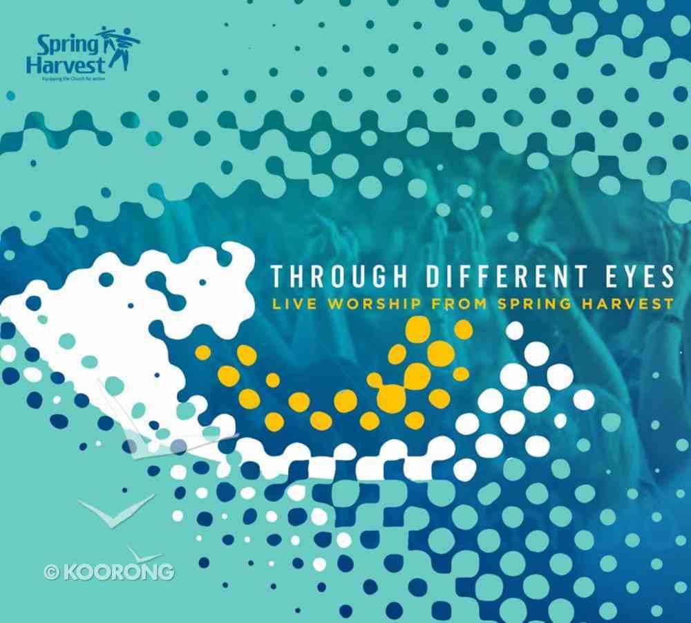 Through Different Eyes CD