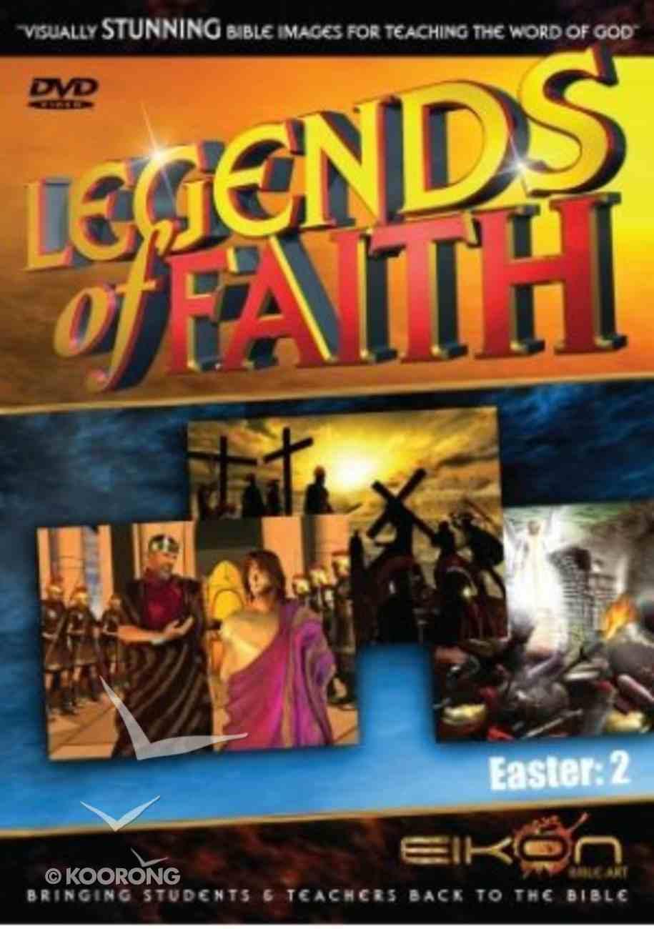 Easter 2 (DVD Rom) (Legends Of Faith Dvd Series) Dvd-rom