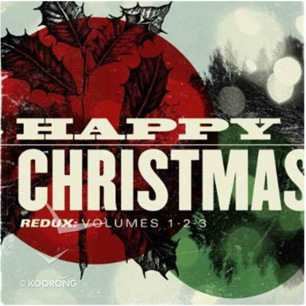 Happy Christmas Redux (Vol 1 2 And 3 Double Cd) CD
