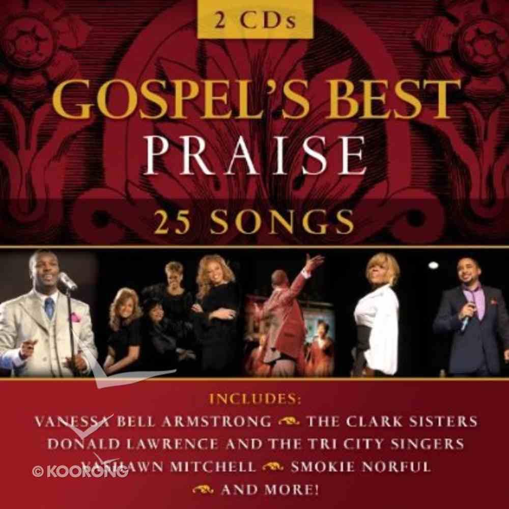 Gospels Best Praise CD