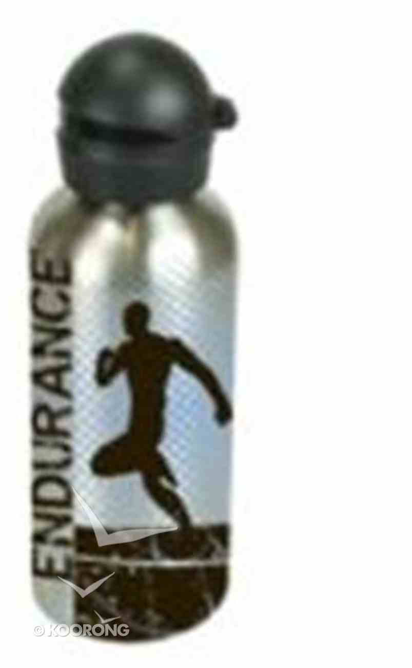 Water Bottle 600ml Stainless Steel: Endurance Homeware