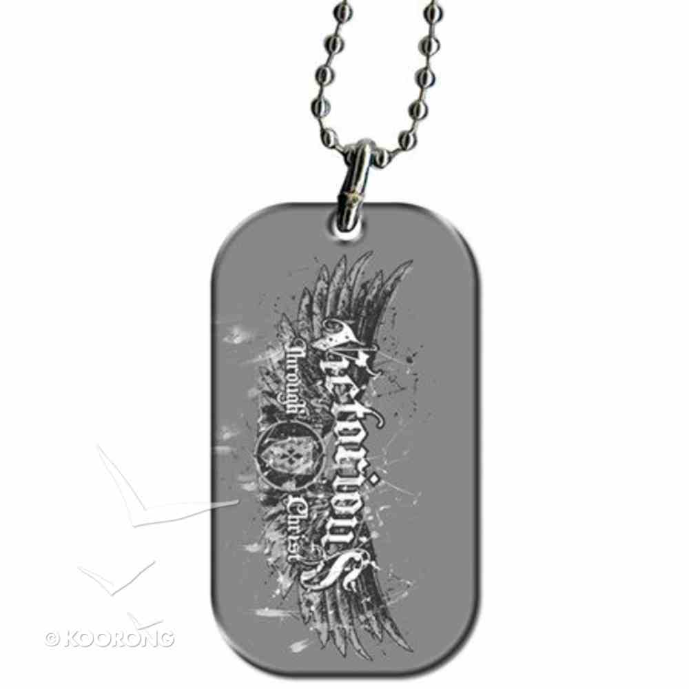 Witness Gear Dog Tags: Victorious Jewellery