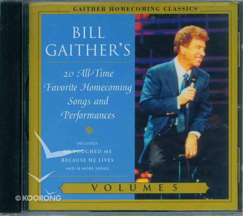 Gaither Homecoming Classics (Vol 5) CD