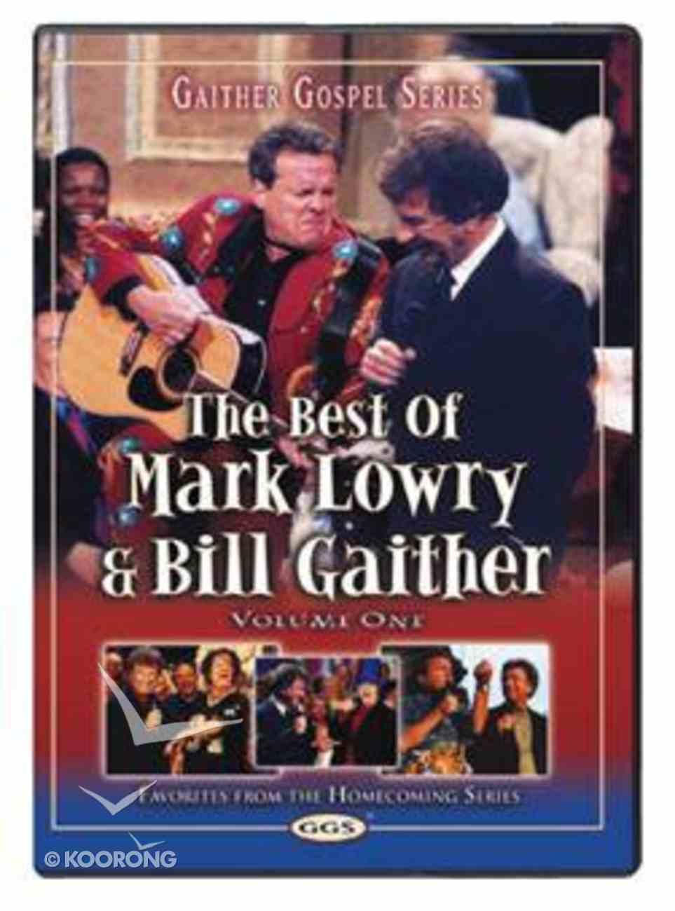 Best of Mark Lowry & Bill Gaither, the Volume 1 (Gaither Gospel Series) DVD