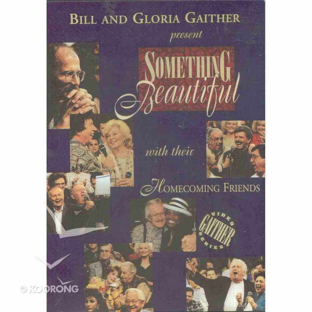 Something Beautiful (Gaither Gospel Series) DVD