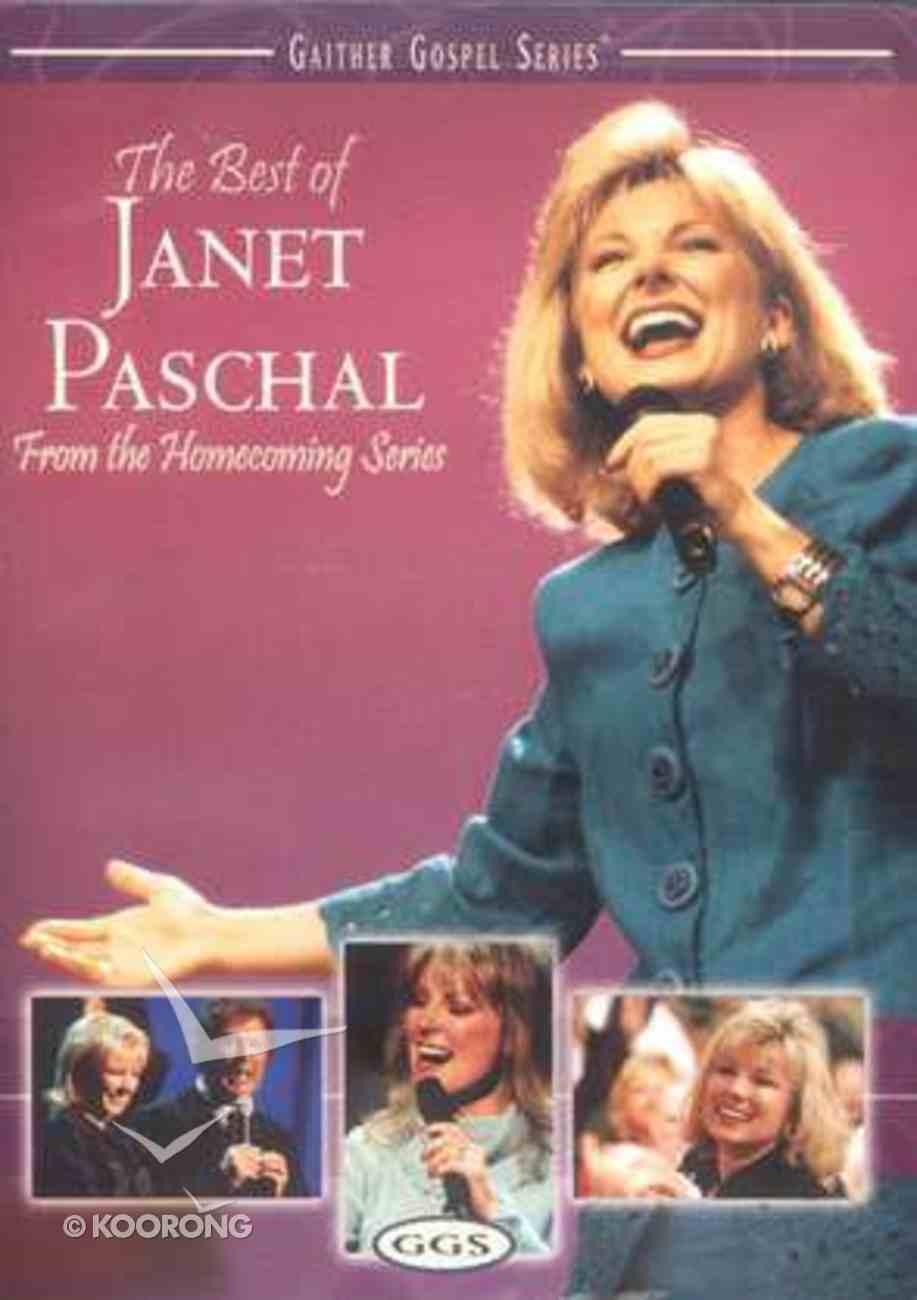 The Best of Janet Paschal (Gaither Gospel Series) DVD