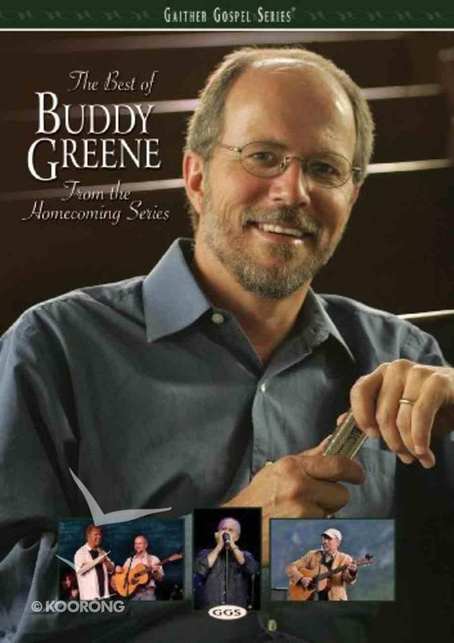 The Best of Buddy Greene (Gaither Gospel Series) DVD