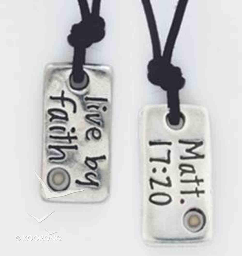 Pendant: Organic: Faith (Lead-free Pendant) Jewellery