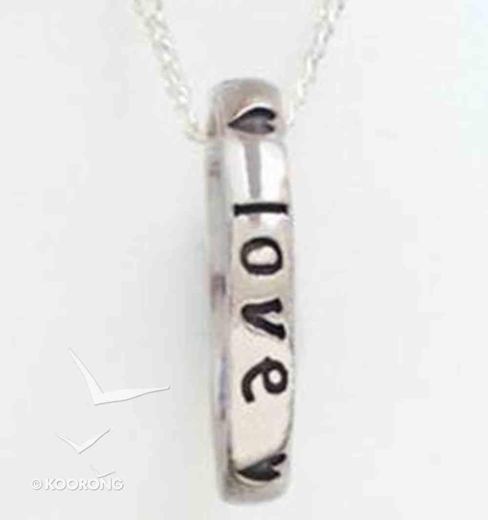 Pendant: True Love Waits Ring (Sterling Silver) Jewellery