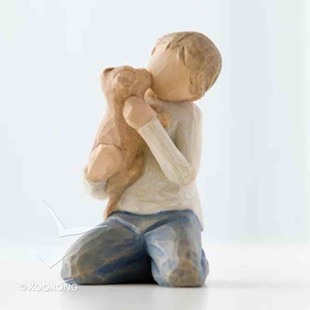 Willow Tree Figurine: Kindness Boy Homeware
