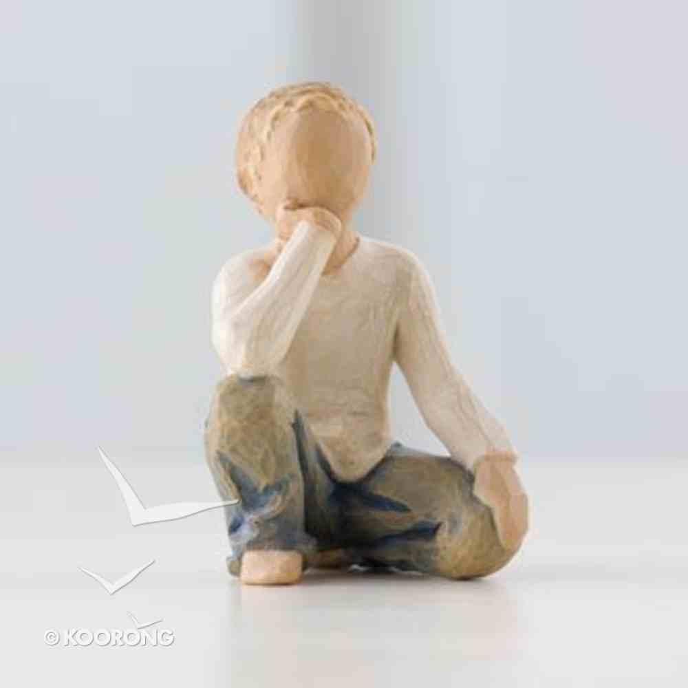 Willow Tree Figurine: Inquisitive Child Homeware