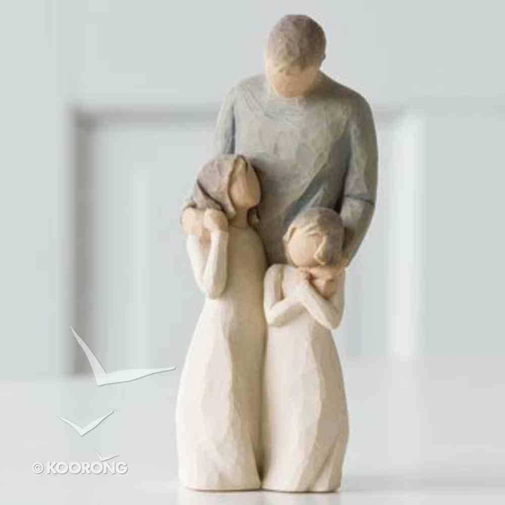 Willow Tree Figurine: My Girls Homeware