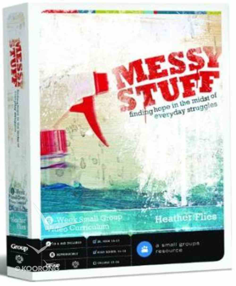 Messy Stuff (Cd & Dvd) Pack