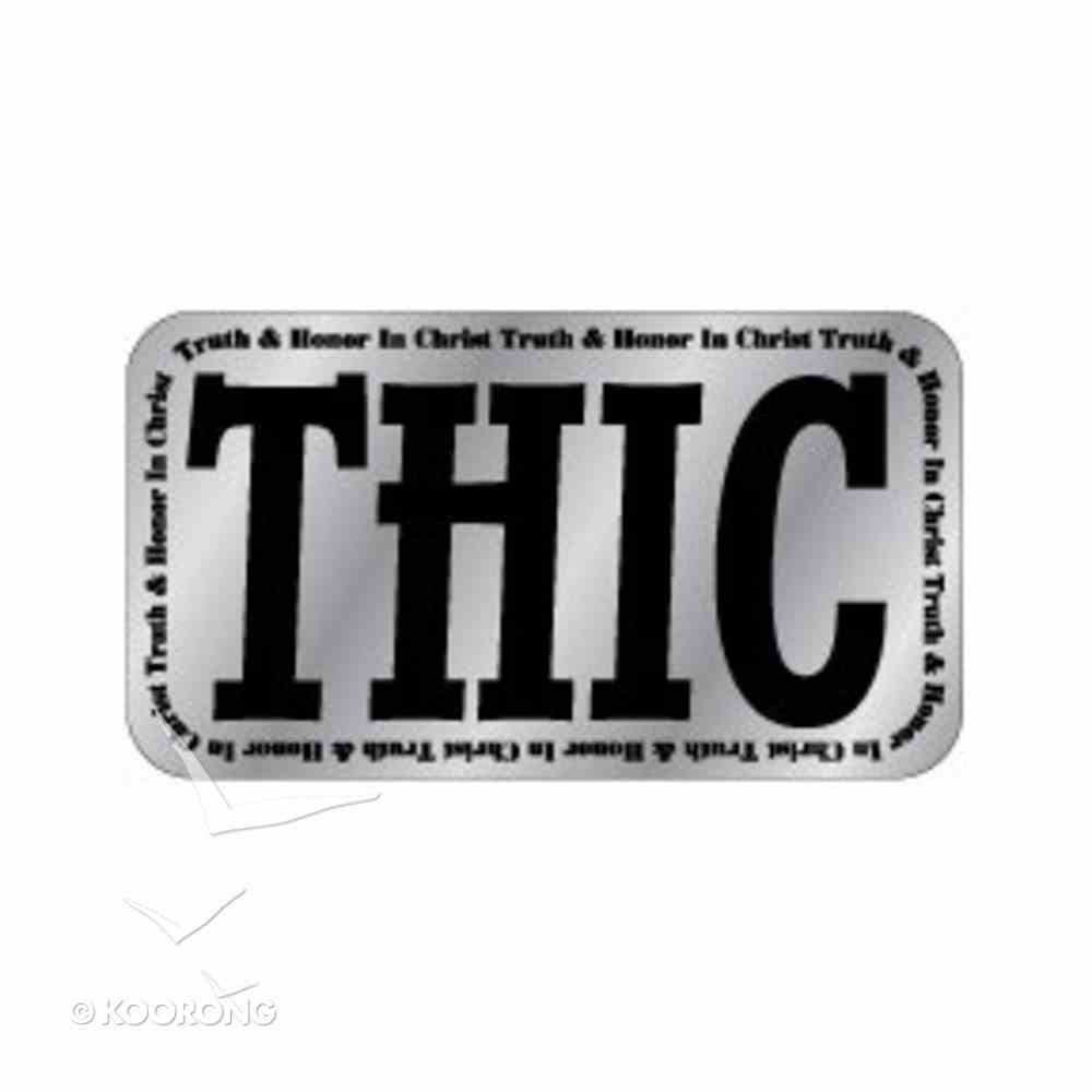 Heavenly Decal Mini Sticker: Thic Stickers