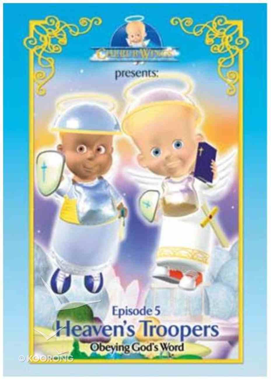 Heavens Troopers (#05 in Cherub Wings (Dvd) Series) DVD