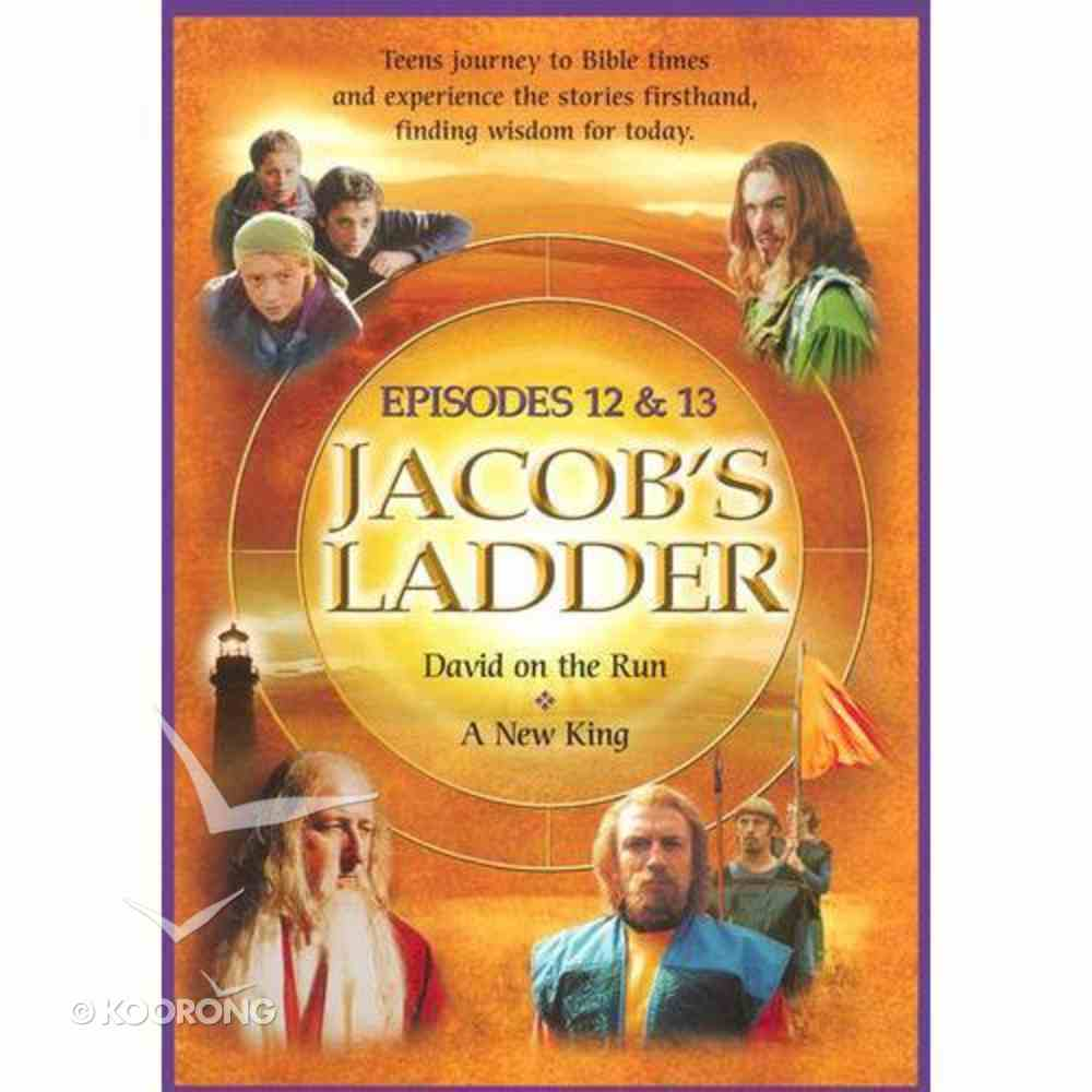 Episodes 12 & 13 (Jacob's Ladder Series) DVD
