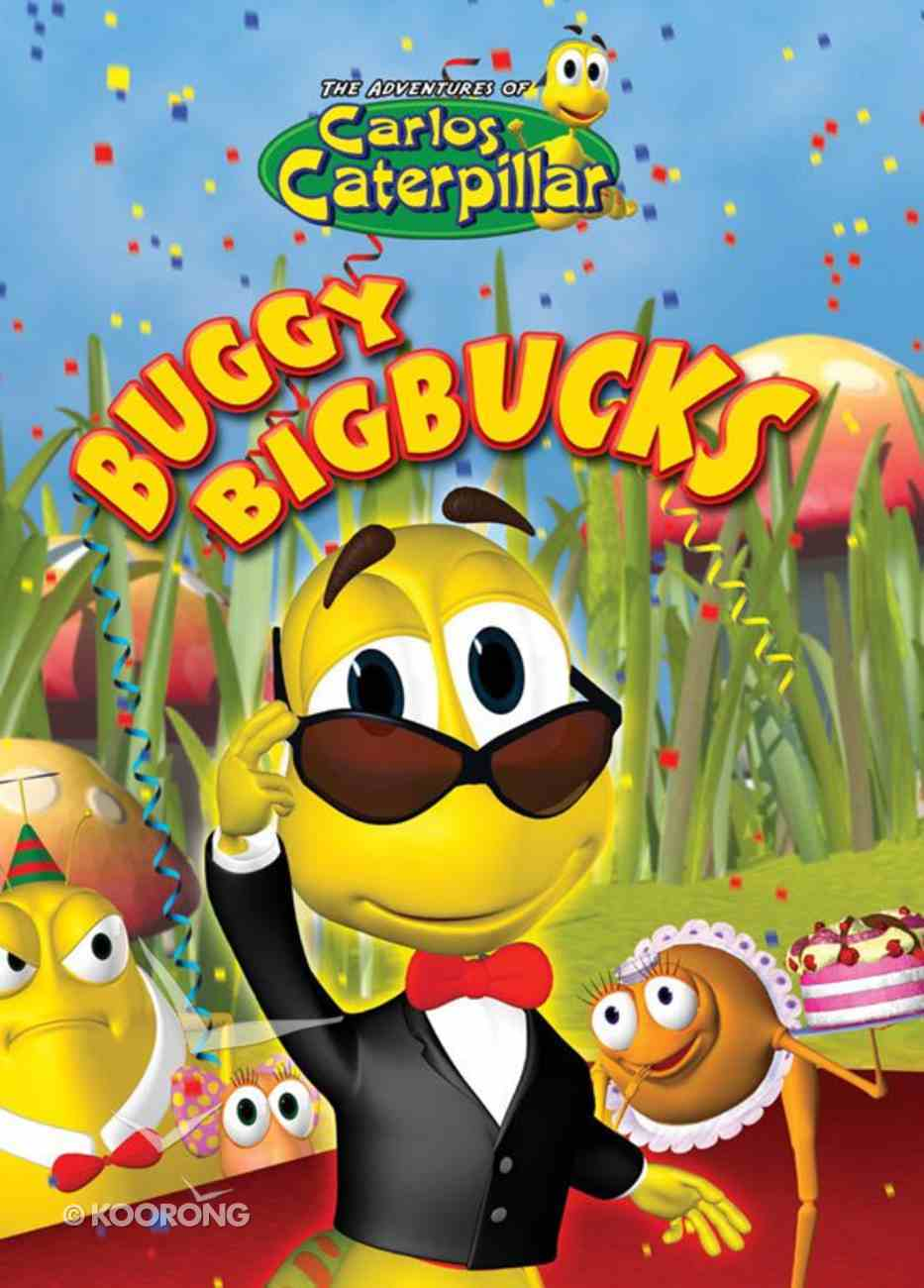 Carlos Caterpillar: Buggy Bigbucks DVD