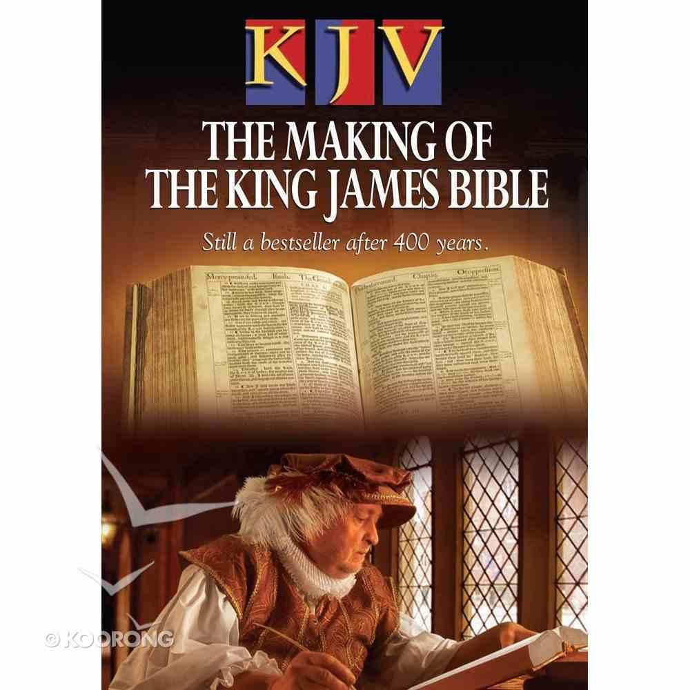 KJV - Making of the King James Bible DVD
