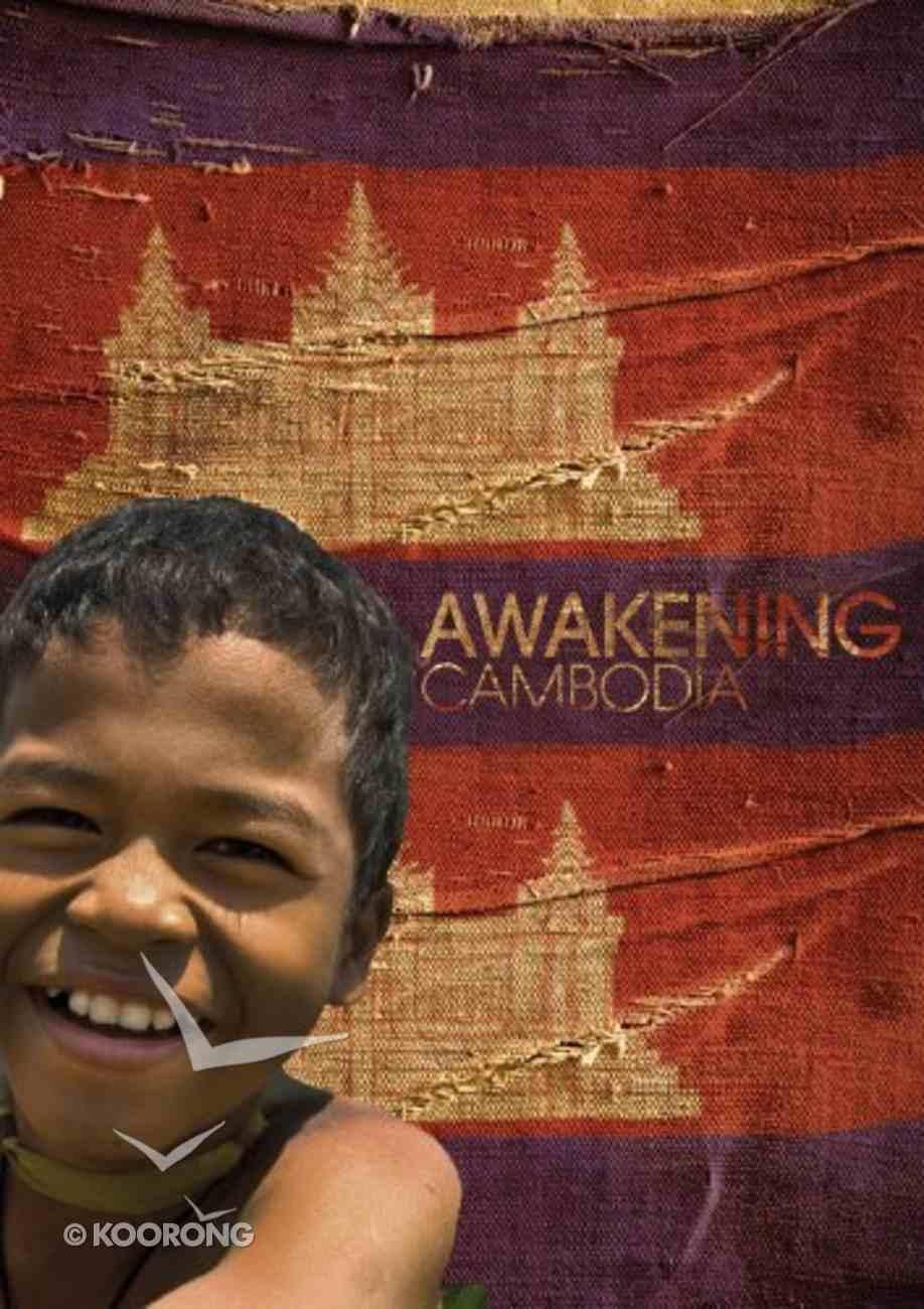 Awakening Cambodia DVD
