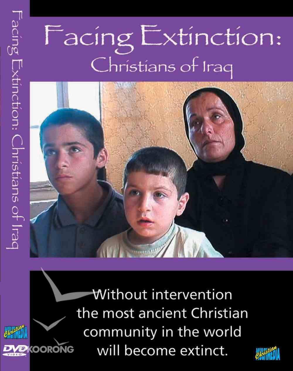 Facing Extinction: Christians in Iraq DVD