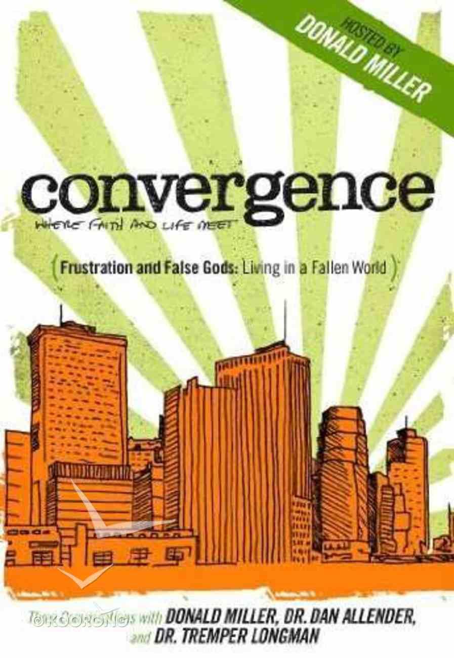 Frustration and False Gods: Living in a Fallen World DVD