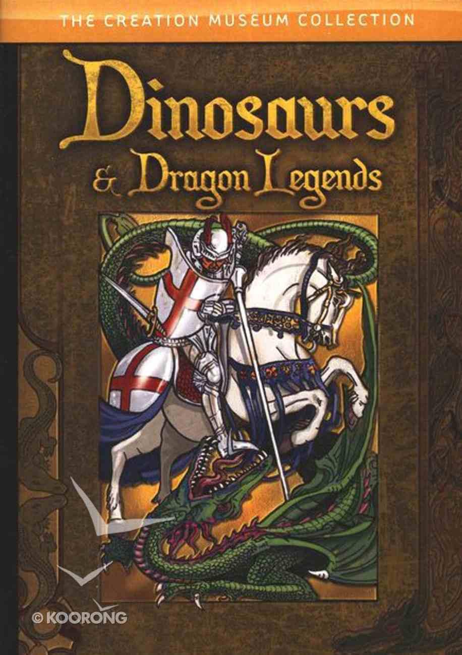 Dinosaurs & Dragon Legends DVD