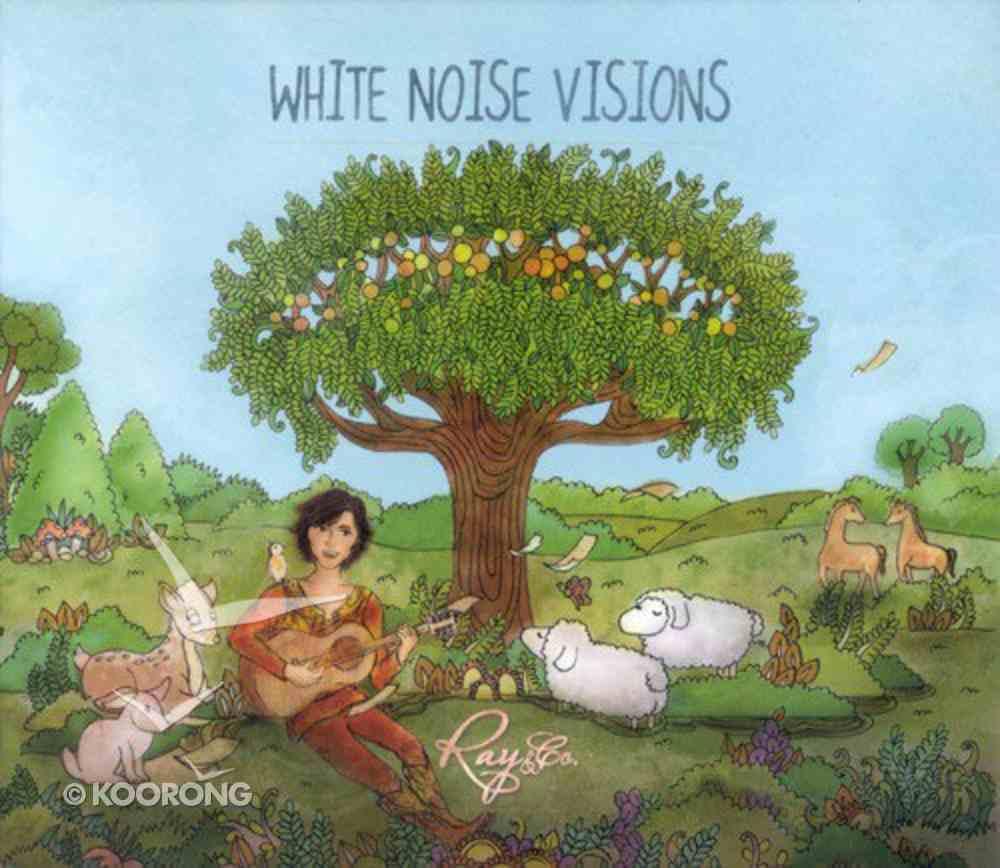 White Noise Visions CD