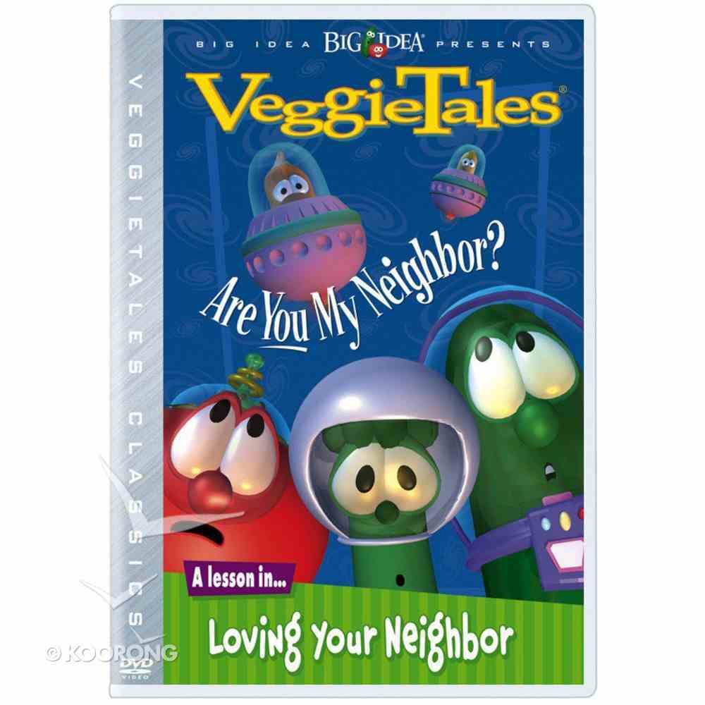 Veggie Tales #03: Are You My Neighbour? (#003 in Veggie Tales Visual Series (Veggietales)) DVD