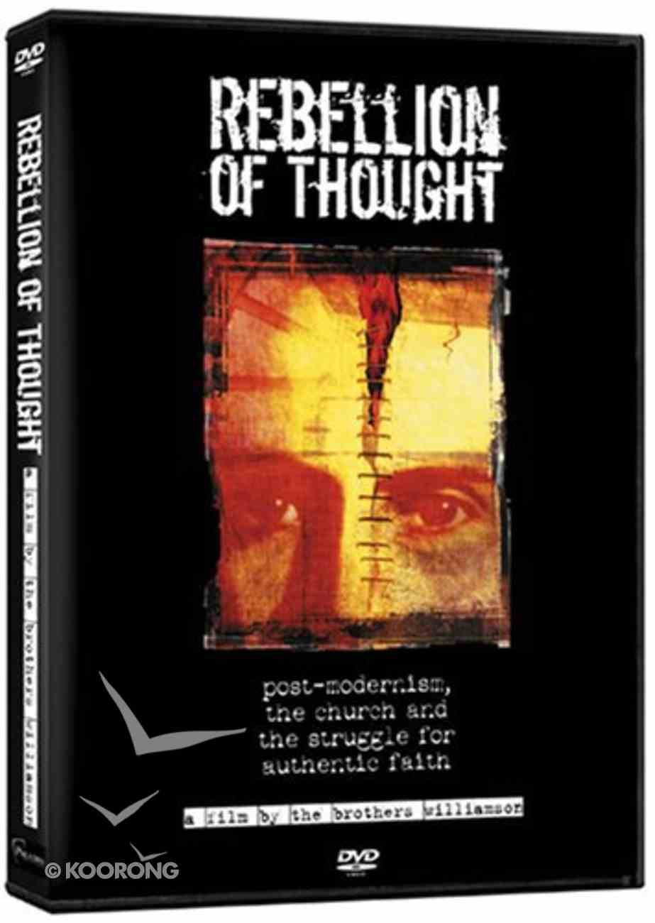Rebellion of Thought DVD