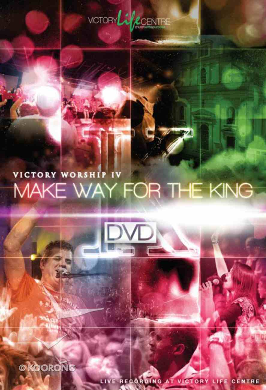 Make Way For the King DVD