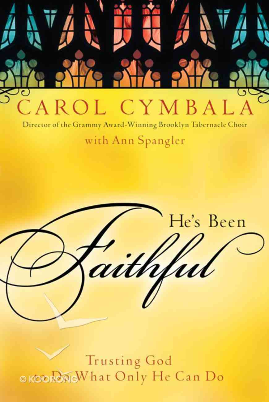 He's Been Faithful Paperback