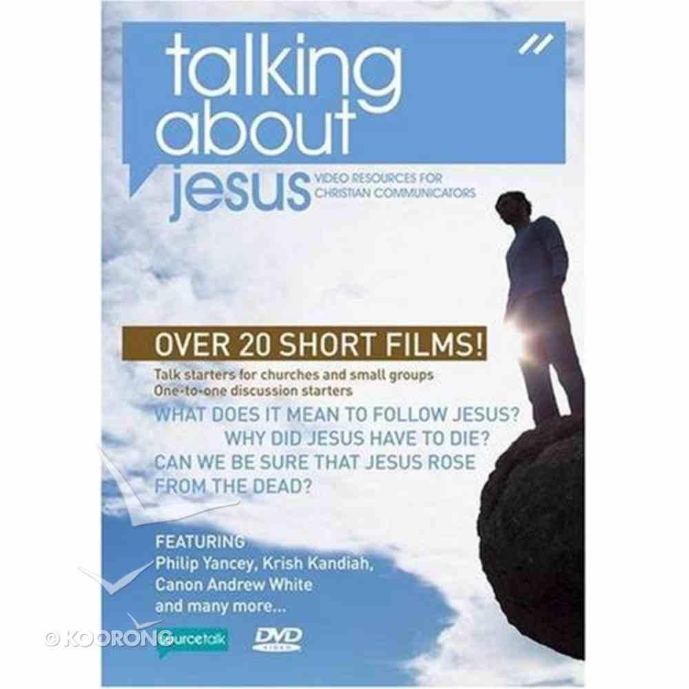 Talking About Jesus DVD