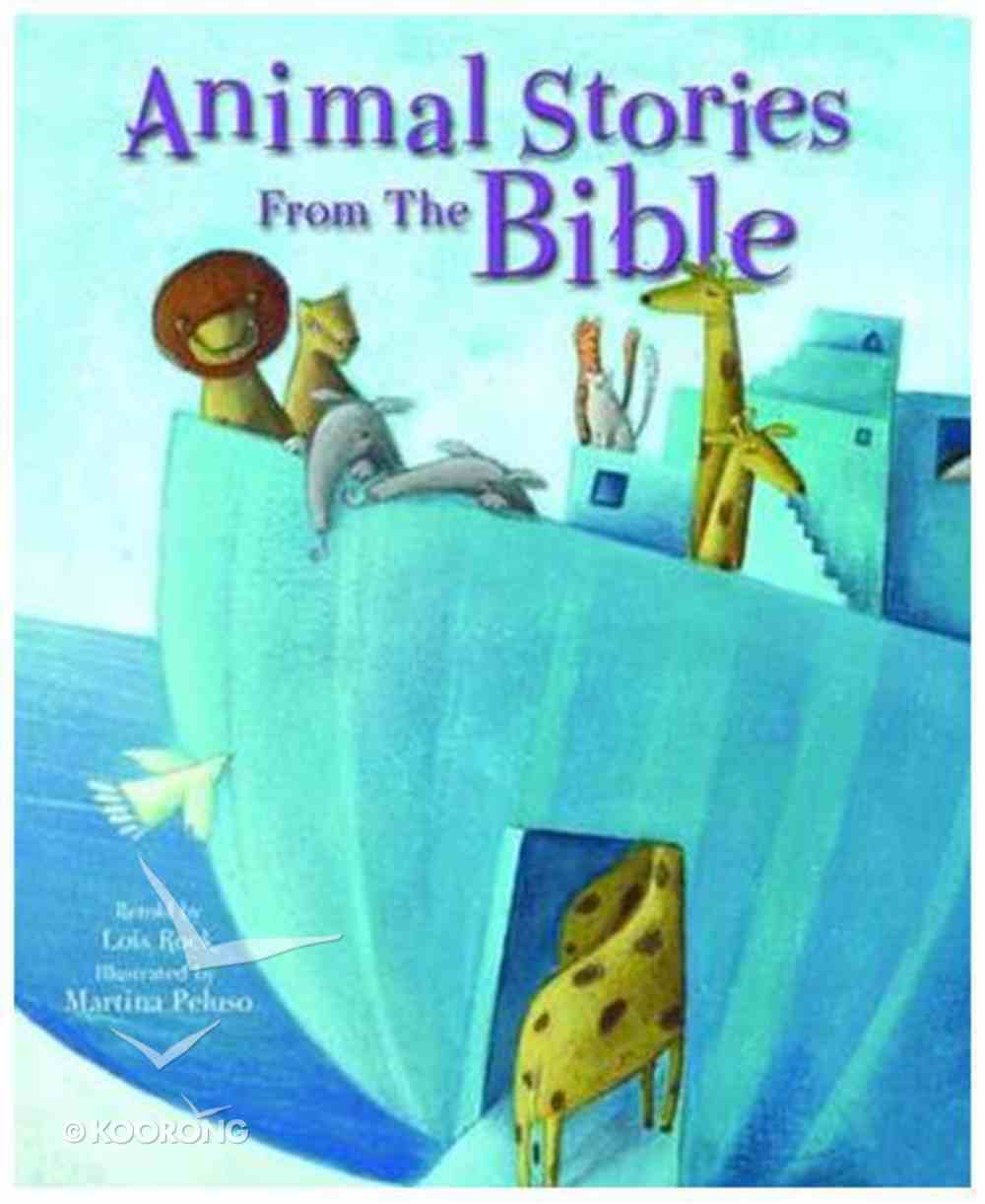 Animal Stories From the Bible Hardback
