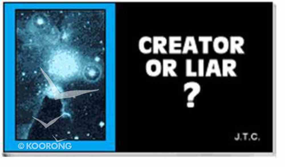 Chick: Creator Or Liar? Booklet