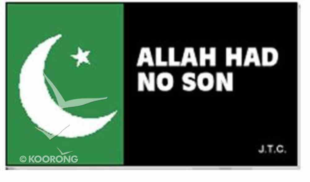 Chick: Allah Had No Son Booklet