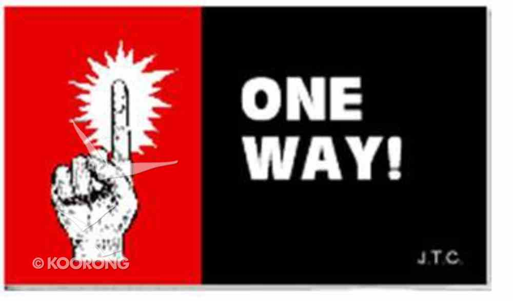 Chick: One Way! Booklet