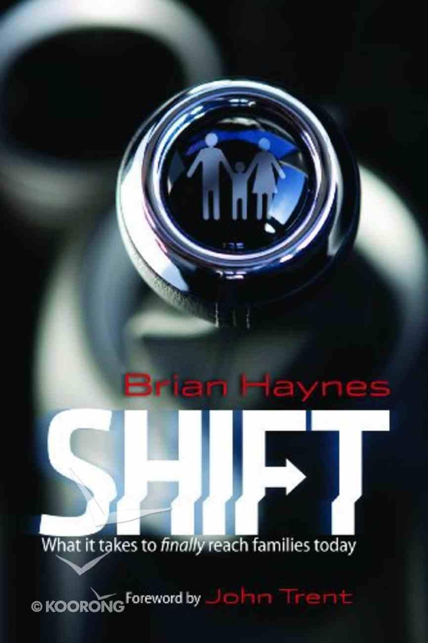 Shift Paperback