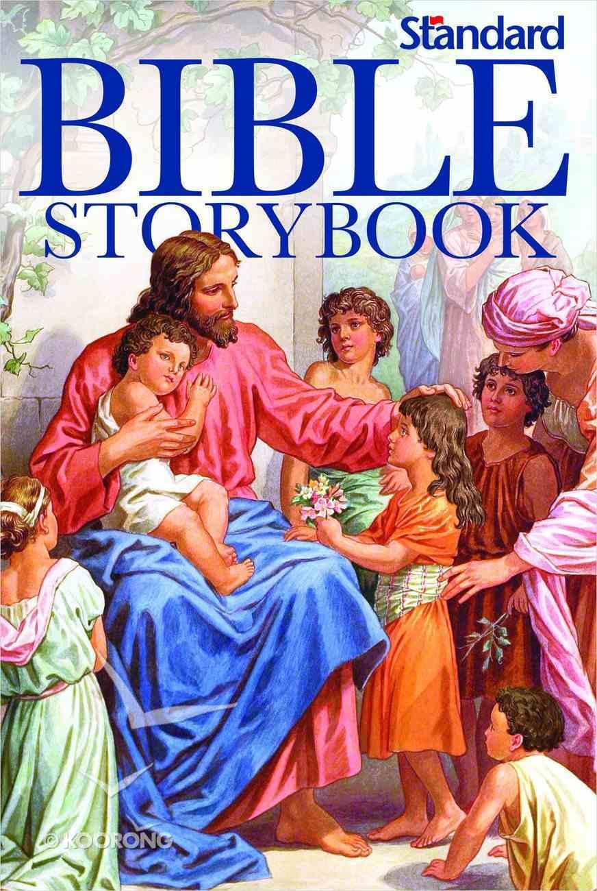 Standard Bible Storybook (Standard Bible Storybook Series) Paperback