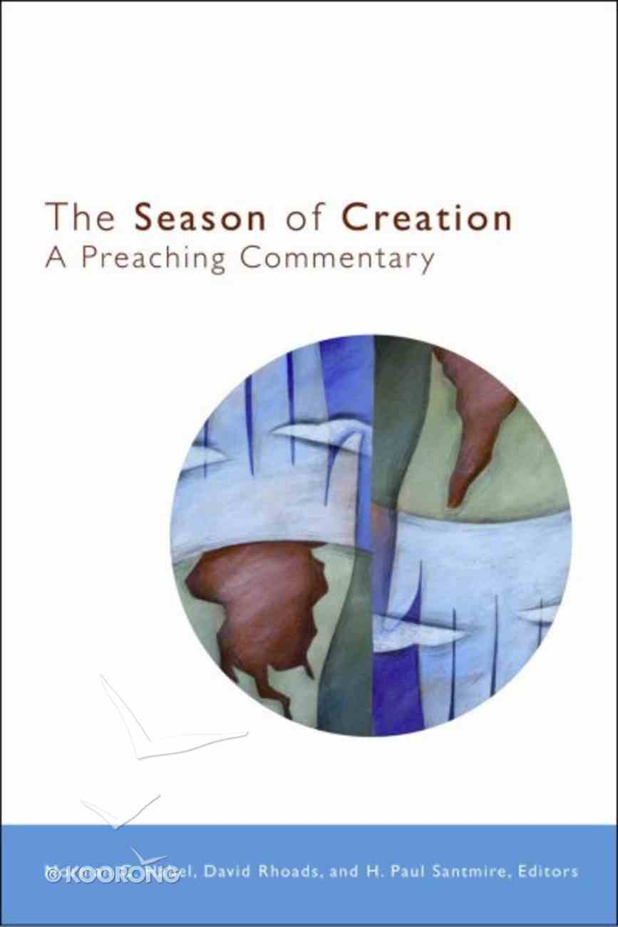 The Season of Creation Paperback