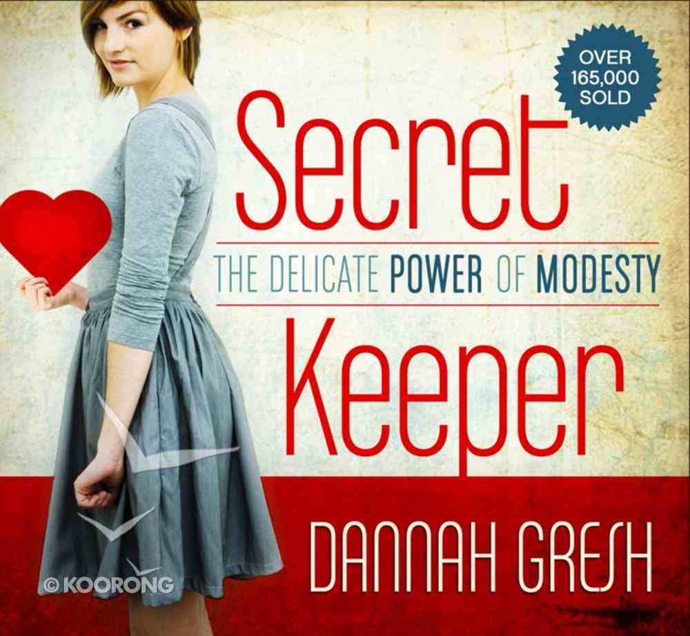 Secret Keeper: The Delicate Power of Modesty Paperback