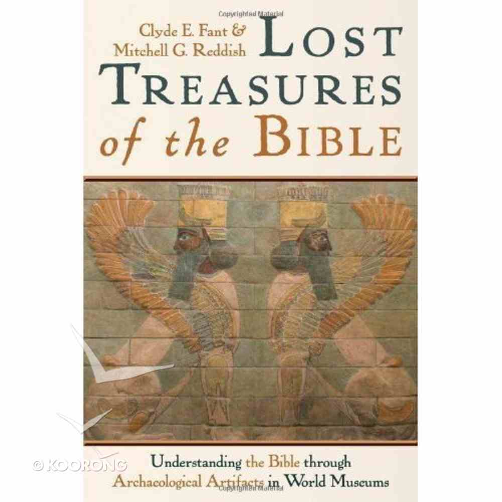 Lost Treasures of the Bible Paperback