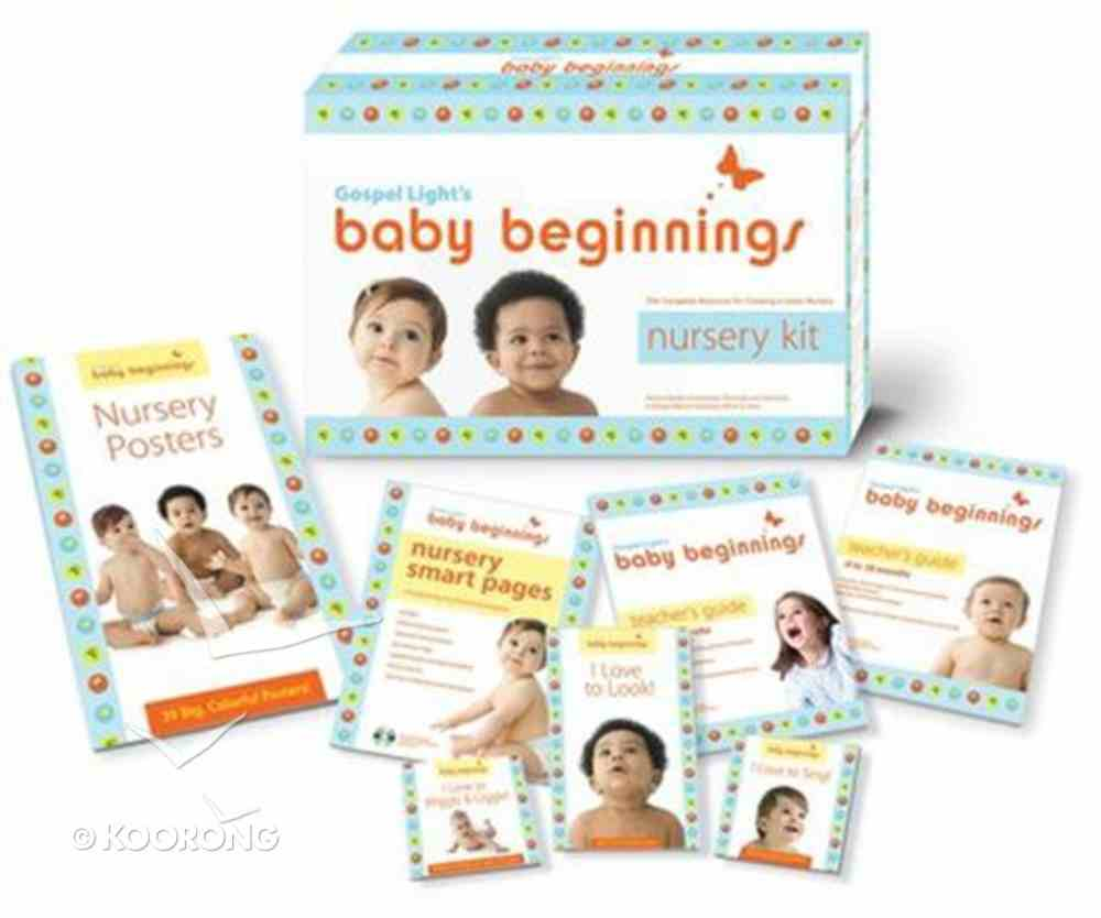 Baby Beginnings: Nursery Kit Pack